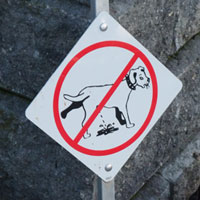dog-no-pee-sign